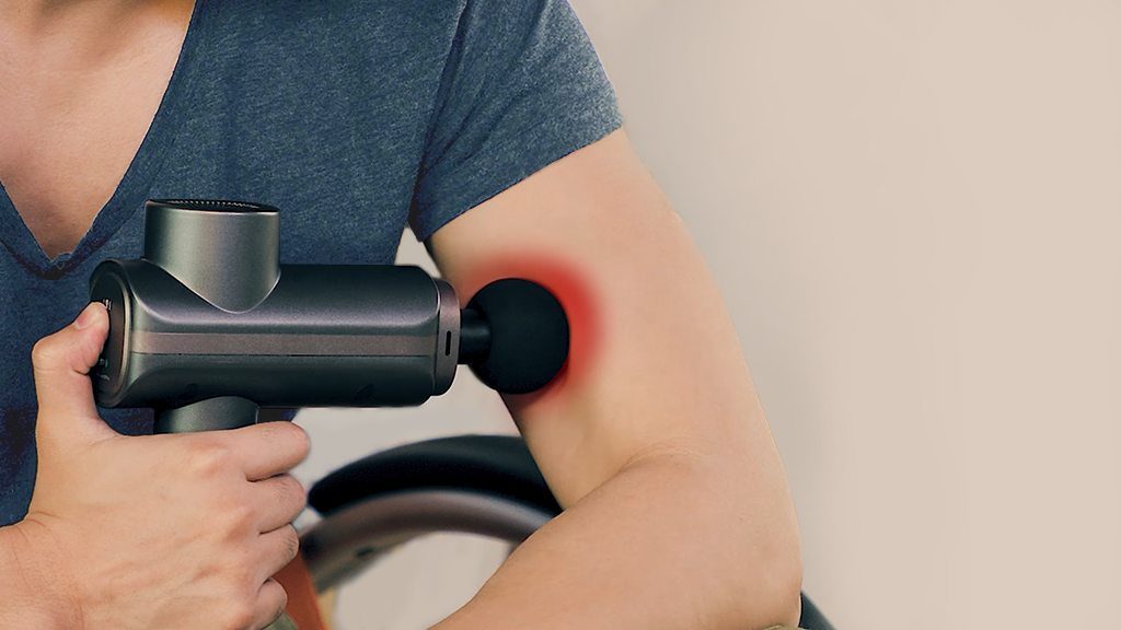 Freecare: A Versatile Full-Body Handheld Percussion Massager