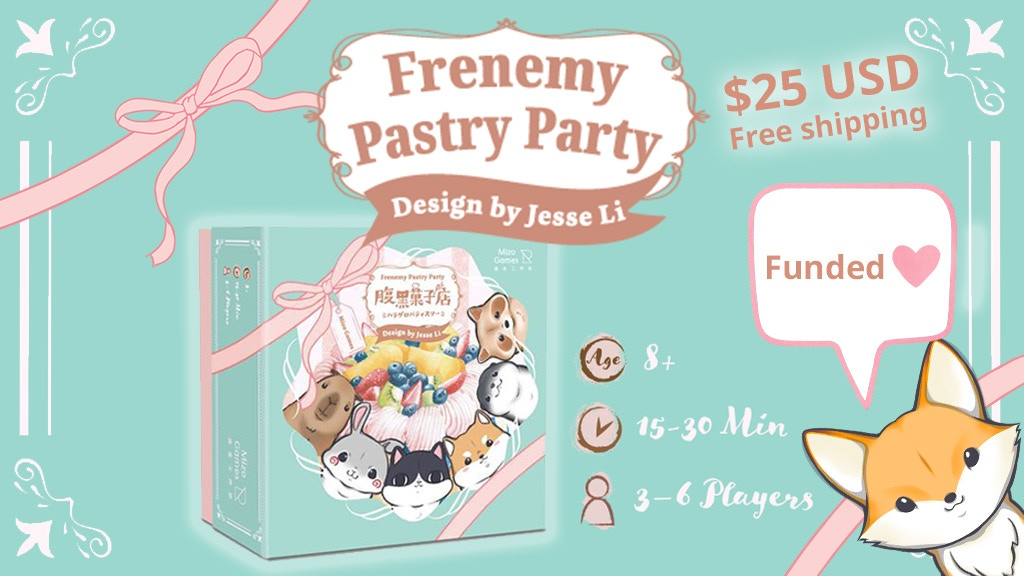 Frenemy Pastry Party project video thumbnail