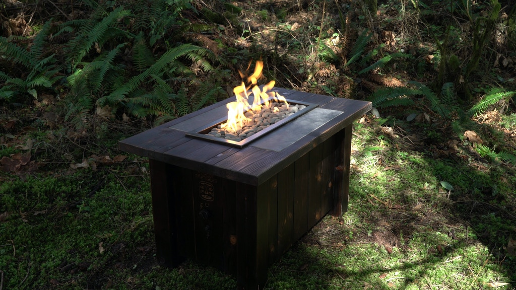 Bigfoot Fire Table