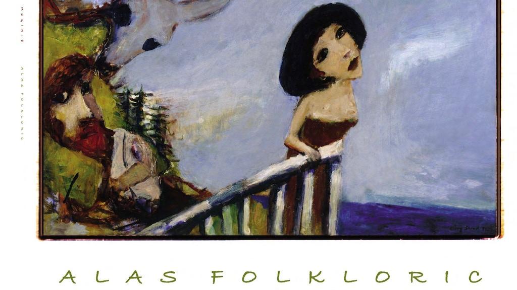 """Alas Folkloric LP on 12"""" vinyl project video thumbnail"""