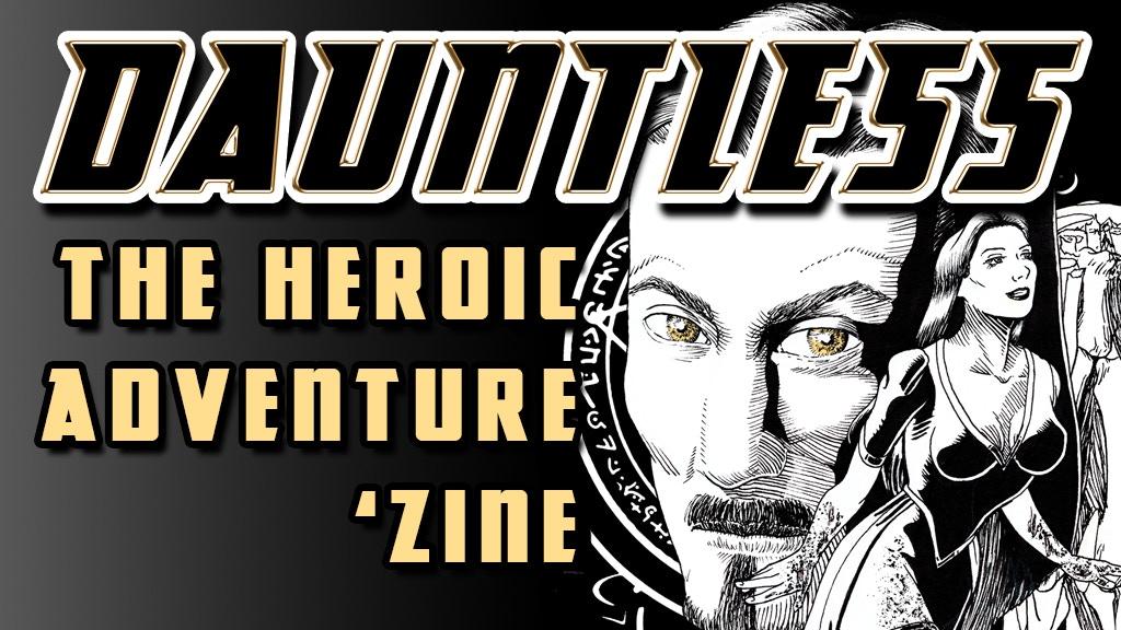 Dauntless: The Heroic Adventure Zine project video thumbnail