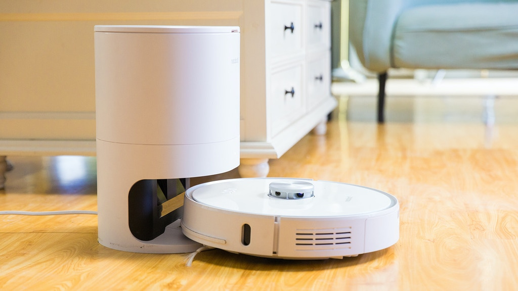 Neabot Robot Vacuum: Your Hands-free Vacuuming Solution project video thumbnail