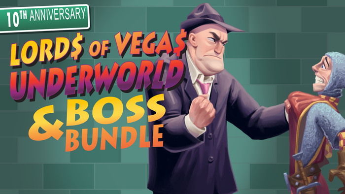 A new expansion and deluxe case for the modern classic boardgame Lords of Vegas.