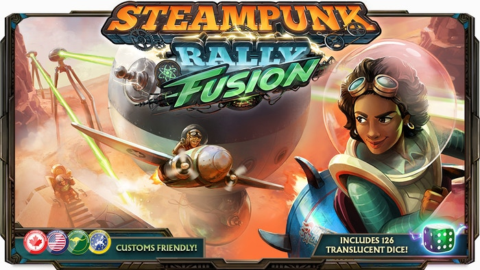Build and race fantastical machines through treacherous terrain using the mind of your favorite historical inventor.