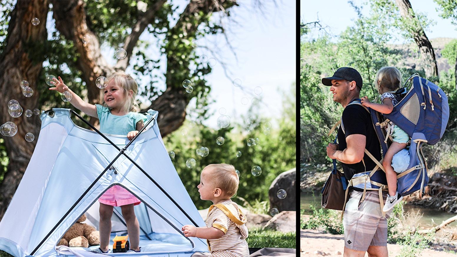 Make traveling with children easier!