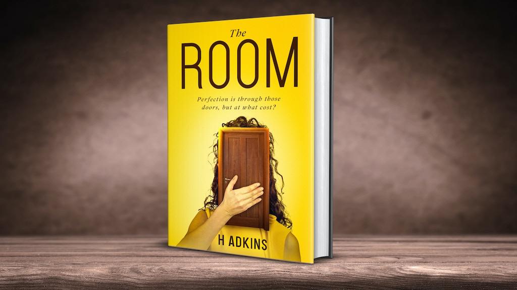 The Room, Debut Thriller Novel from Aspiring Brum Novelist project video thumbnail