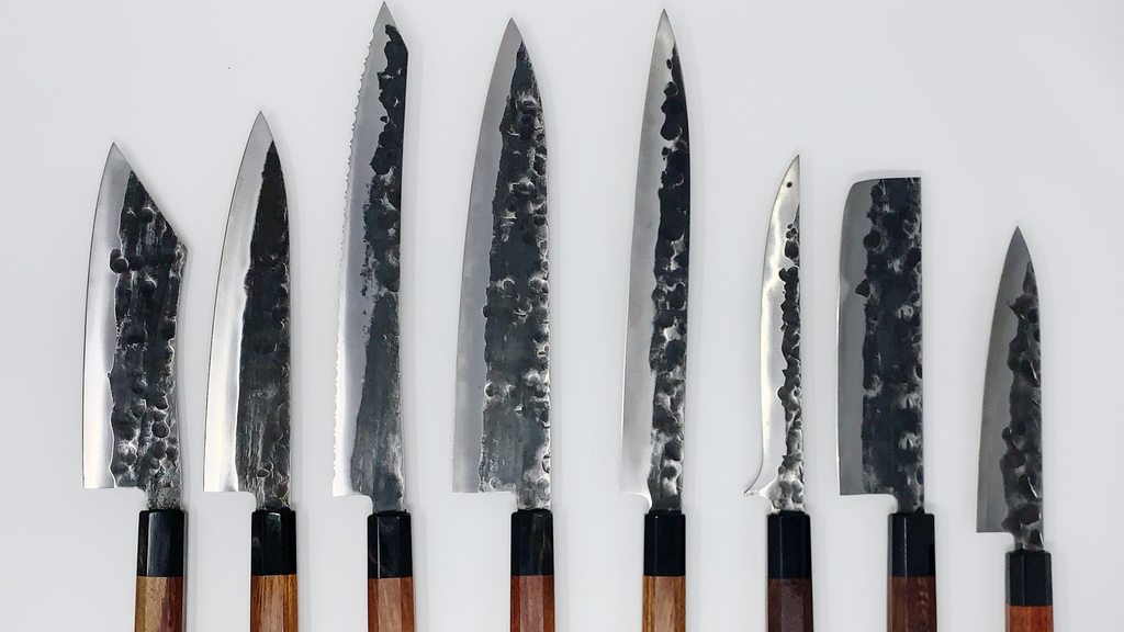 Forge To Table, Knives Fresh from the Forge