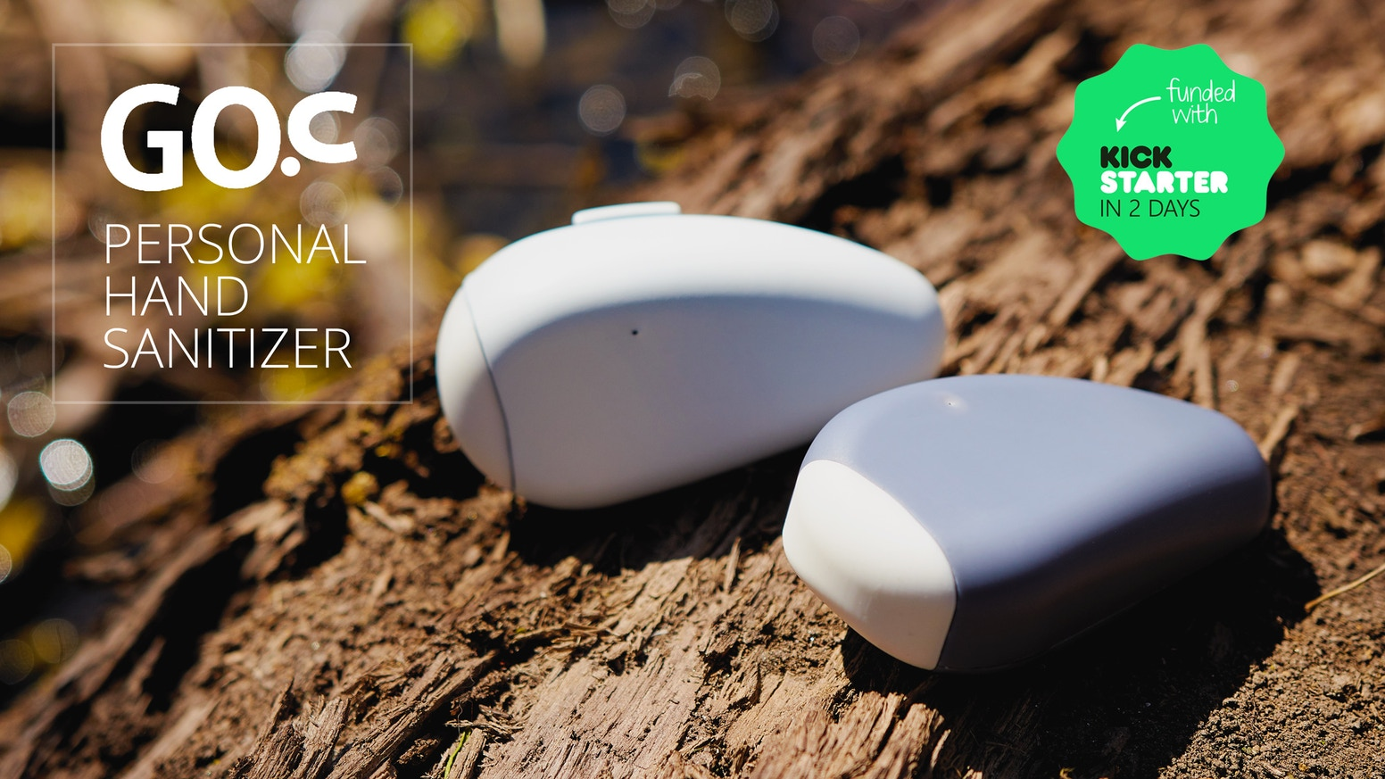Eco-friendly, minimalistic and easy to use. Created for convenience with a push of a button. Reinvented for everyday use.