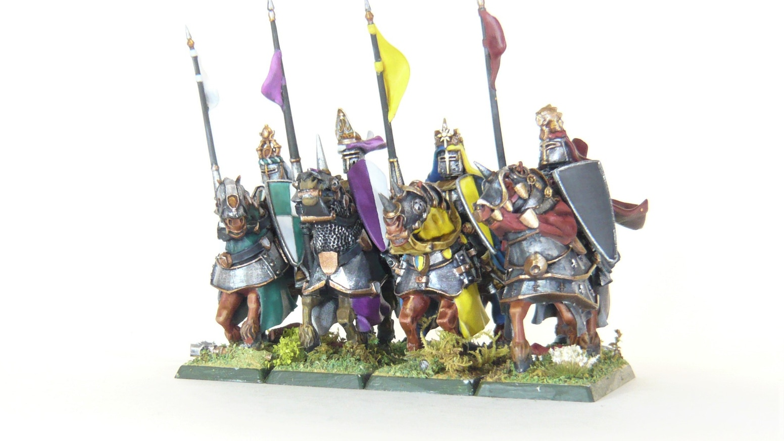 A new way to mass produce your tabletop armies!
