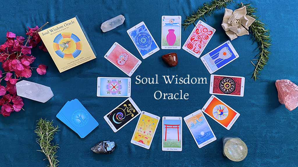 Soul Wisdom Oracle Cards project video thumbnail