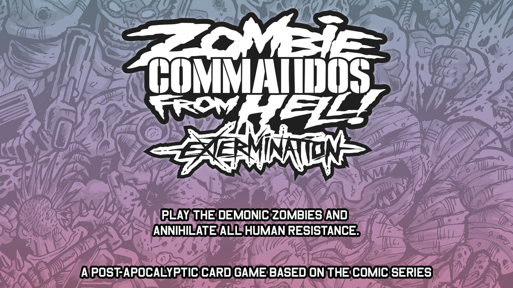 Project image for Zombie Commandos From Hell! Extermination