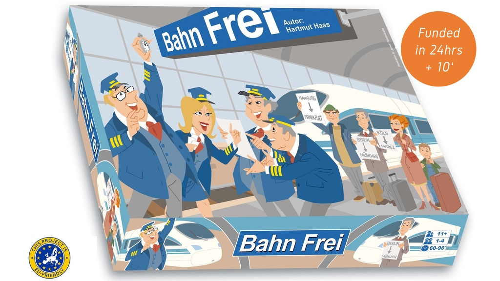 Bahn Frei project video thumbnail