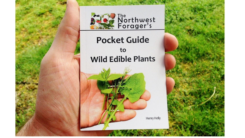Project image for The Northwest Forager's Pocket Guide to Wild Edible Plants