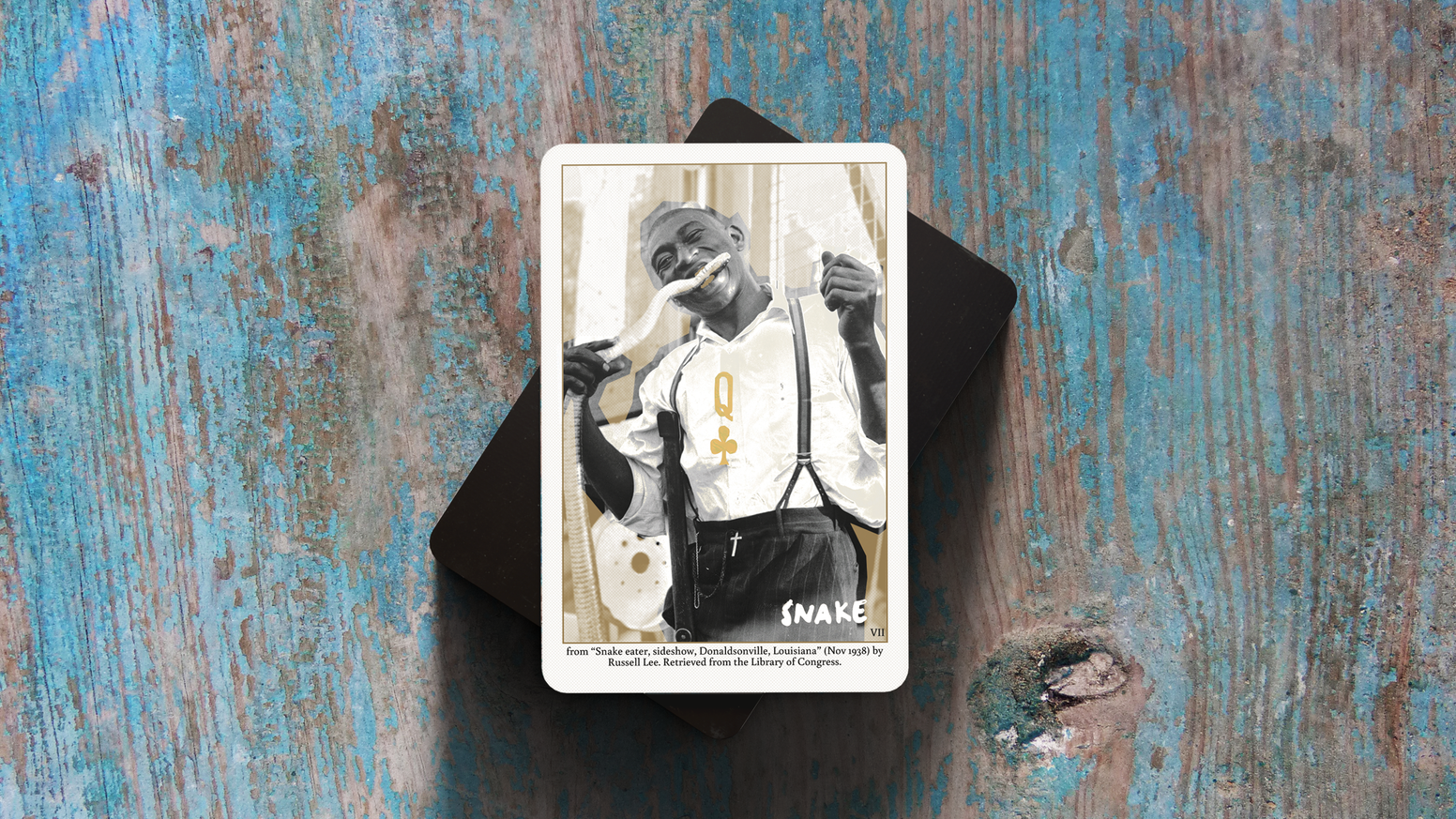 A 36-card deck celebrating the enduring legacy of Black Americans and our innate connection to spirit.