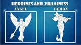 Heroines and Villainess thumbnail