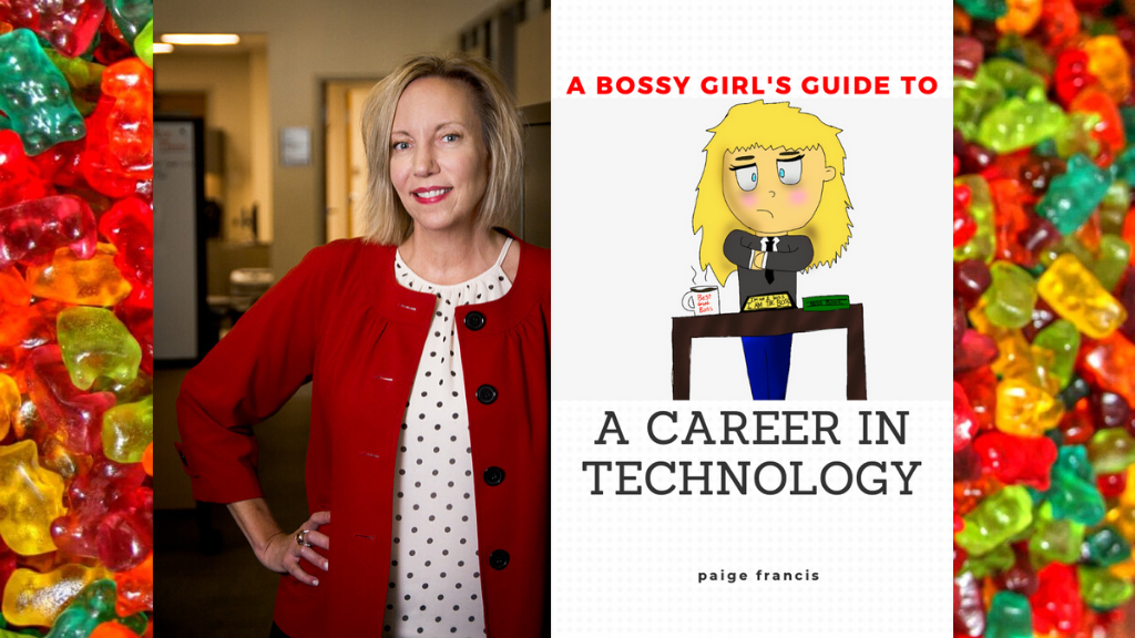 REDEFINING STEM & TECH: A Bossy Girl's I.T. Career Guide project video thumbnail