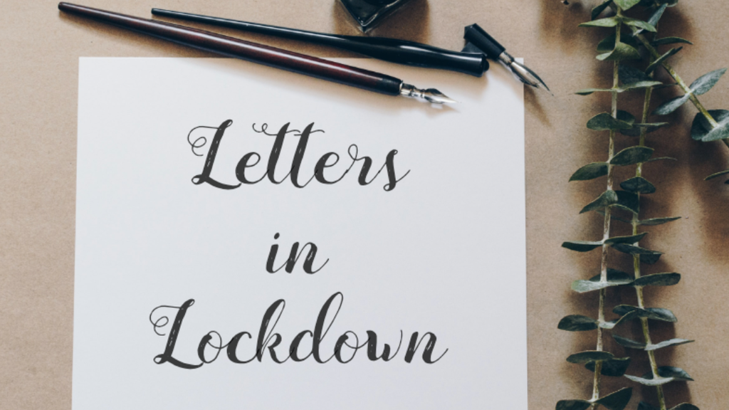 Letters in Lockdown: A COVID-19 Writing Project project video thumbnail