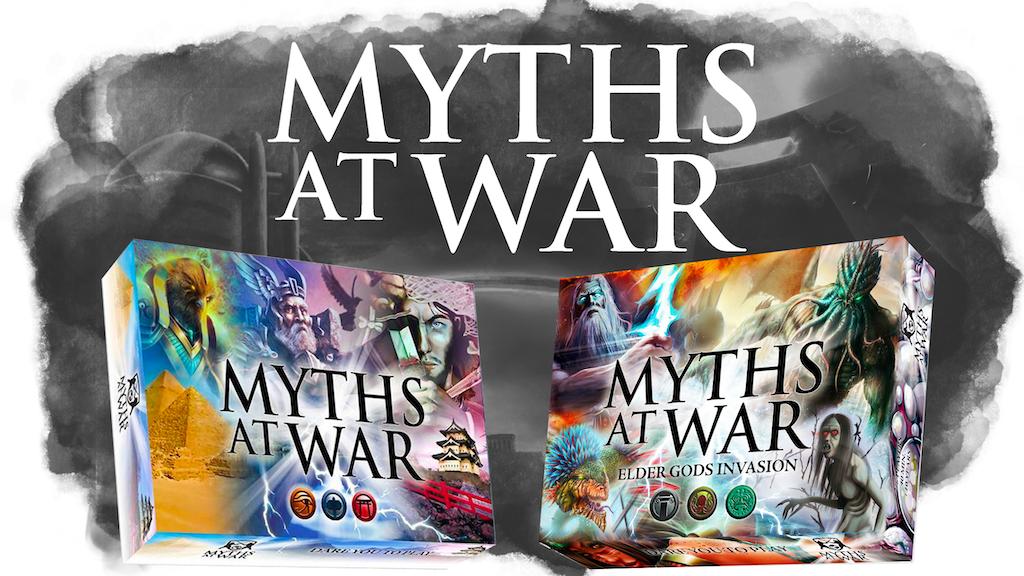 Myths at War project video thumbnail