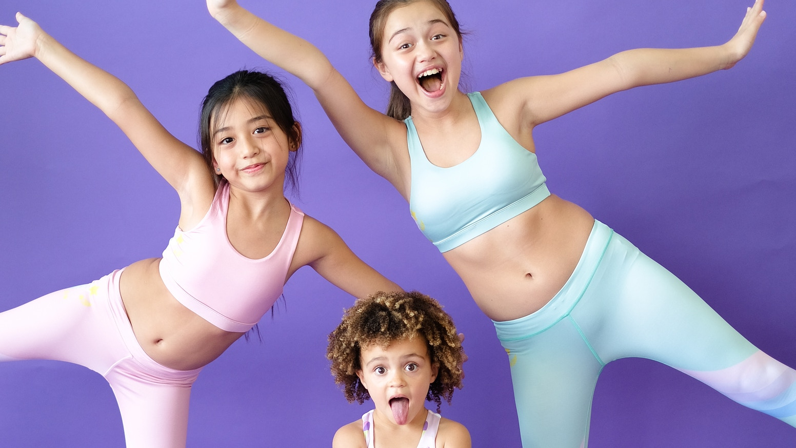 Empowering young girls through prints that teach confidence, bravery and sisterly love