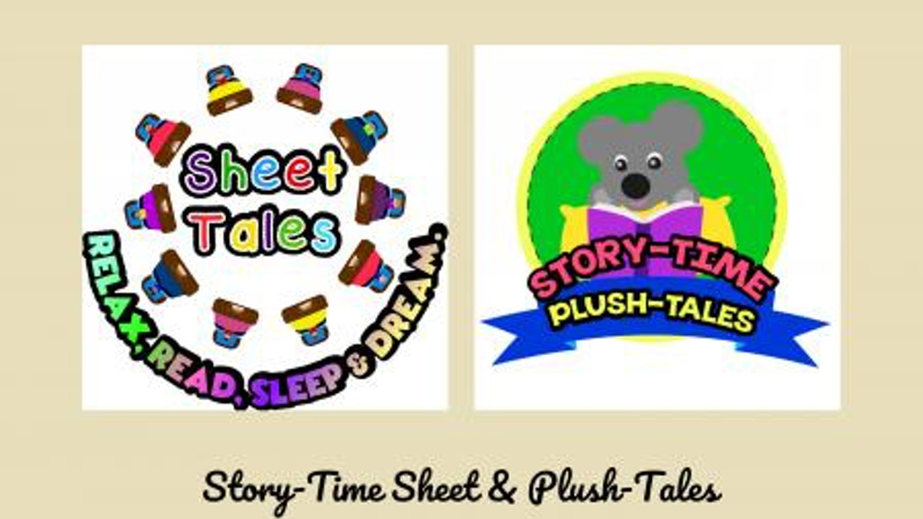 Sheet-Tales & Story-Time Plush-Tales