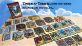 Towers and Turrets: Tabletop card game thumbnail