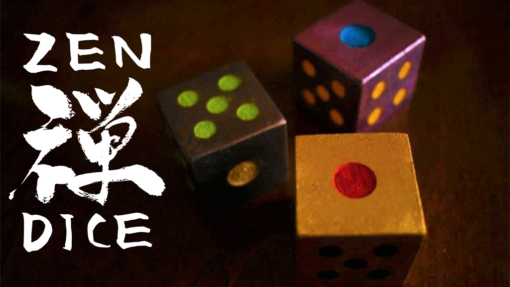 Project image for ZEN-DICE made by makers of Buddhist Altars