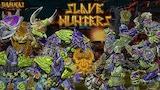 Slave Hunters: Chaos Dwarf Fantasy Football Team thumbnail