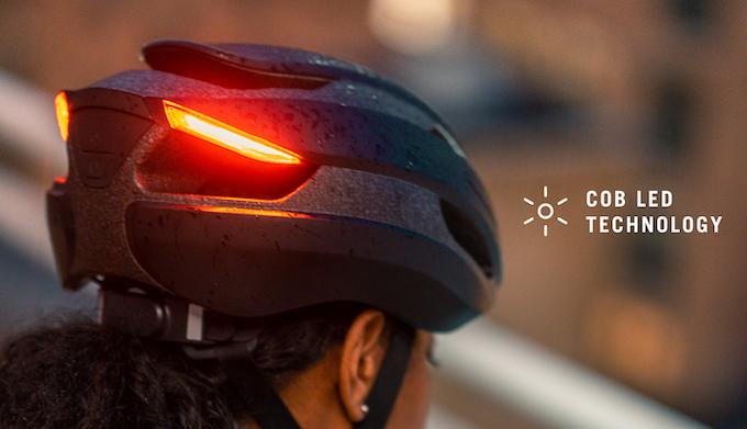 Scopri questo progetto per la creazione di un nuovo casco da ciclista High-tech (e prenotane uno per te).