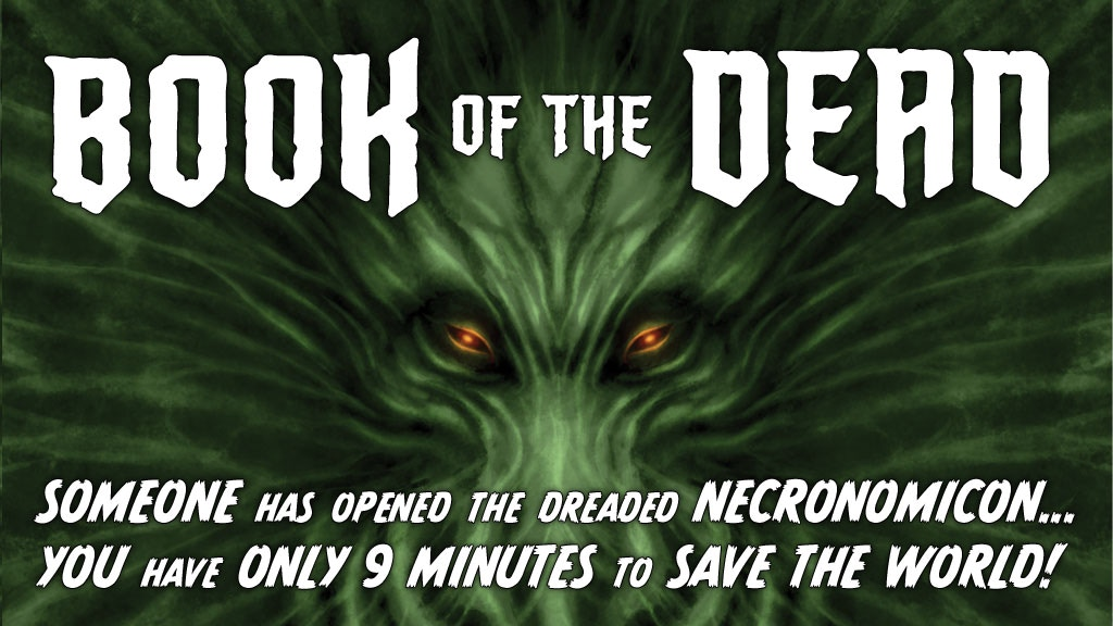 Project image for Book of the Dead