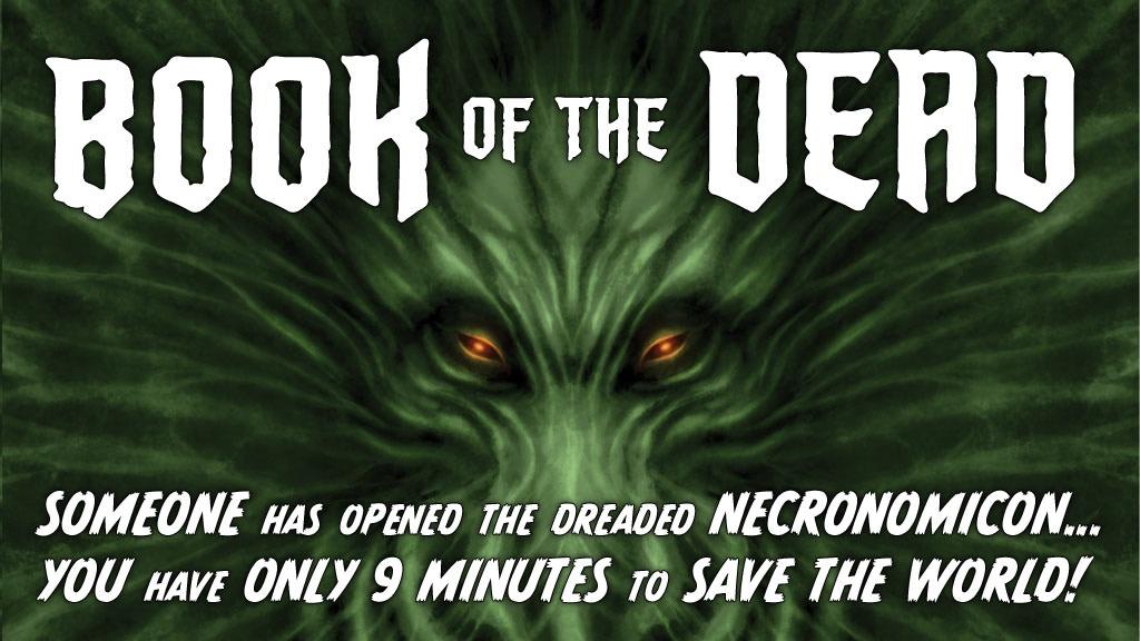 Book of the Dead Kickstarter
