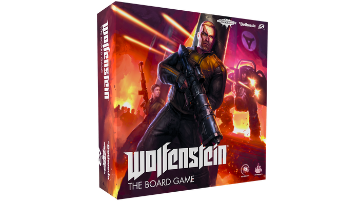 A co-operative dungeon crawler board game set in the Wolfenstein's universe.