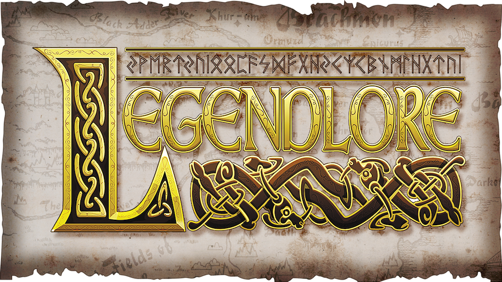 Legendlore RPG Setting for 5th Edition Fantasy Roleplaying project video thumbnail