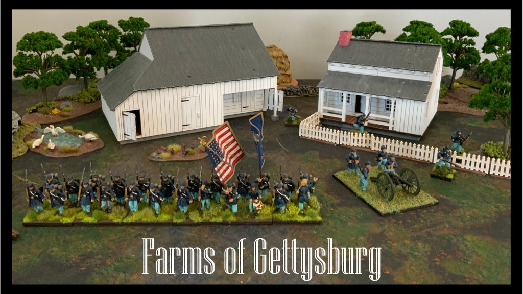 Farms of Gettysburg project video thumbnail