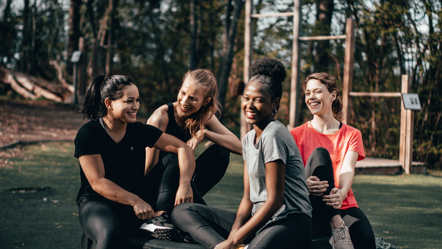 Sustainable, High-performing & Comfortable Activewear for Every Kind of Workout. Made from Plants, not Harmful Plastic.