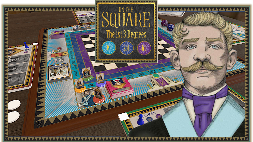 On The Square - 1st 3 Degrees project video thumbnail