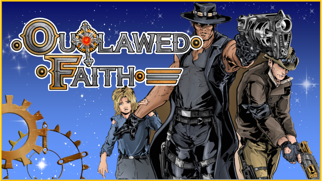 Outlawed Faith Comic project video thumbnail