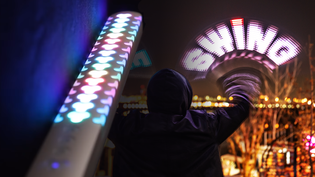 M-Swing: The Ultimate Party Stick & LED Personal Signage project video thumbnail