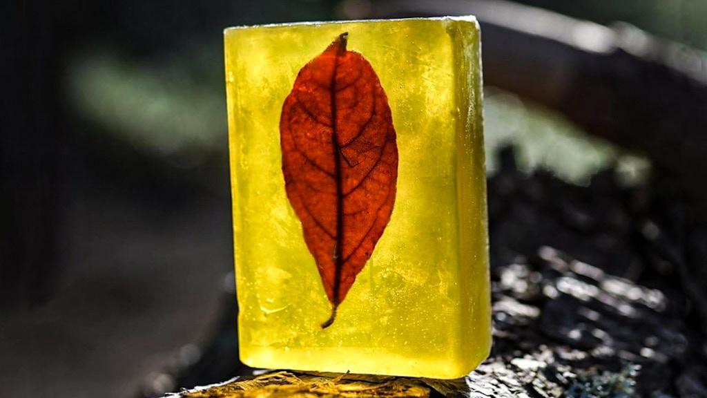 Kybele | Organic Handmade Soap project video thumbnail
