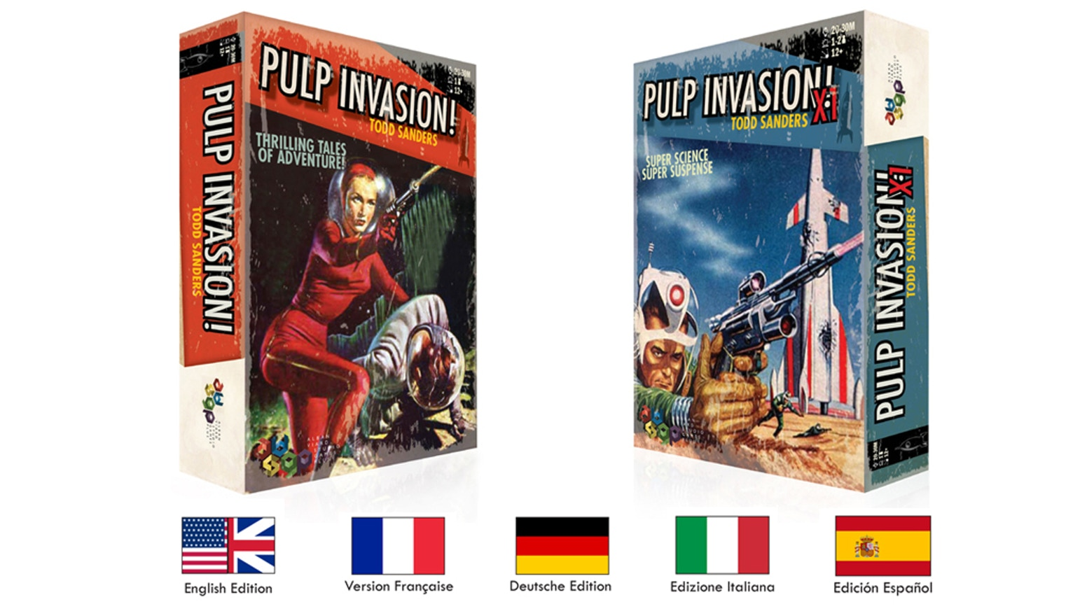 Adventures in outer space and beyond! Save the universe and find the Unknown Super-Weapons before the Alien invasion!