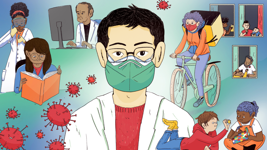 Doctor Li and the Crown-wearing Virus project video thumbnail