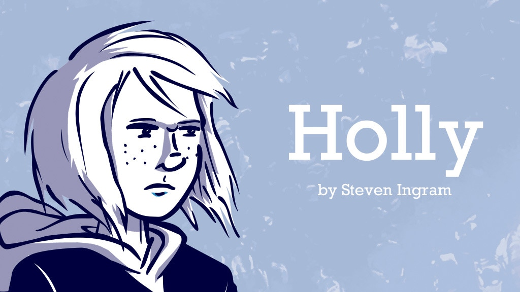 Holly: A Graphic Novel project video thumbnail