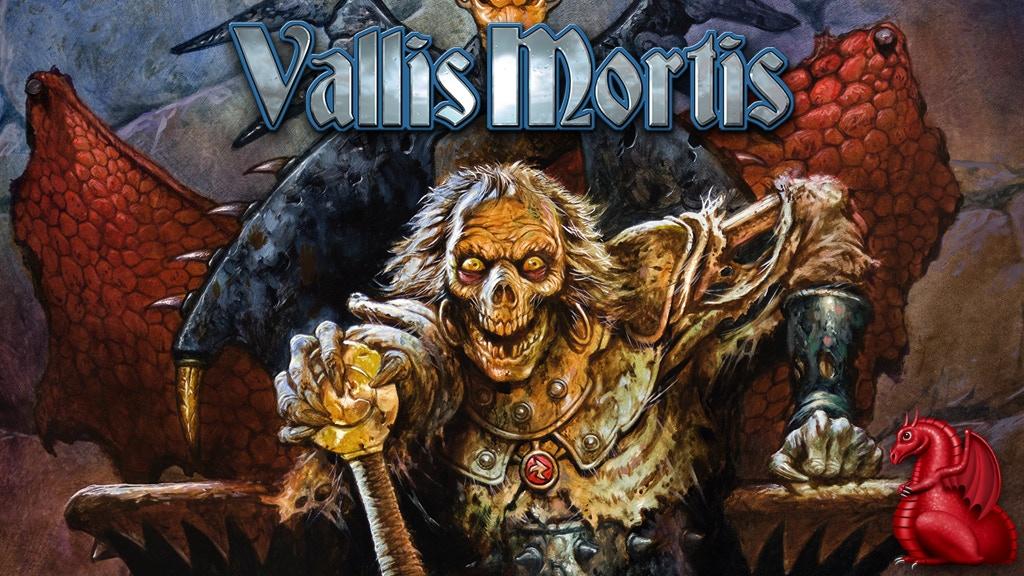 DRAGONLOCK: VALLIS MORTIS project video thumbnail
