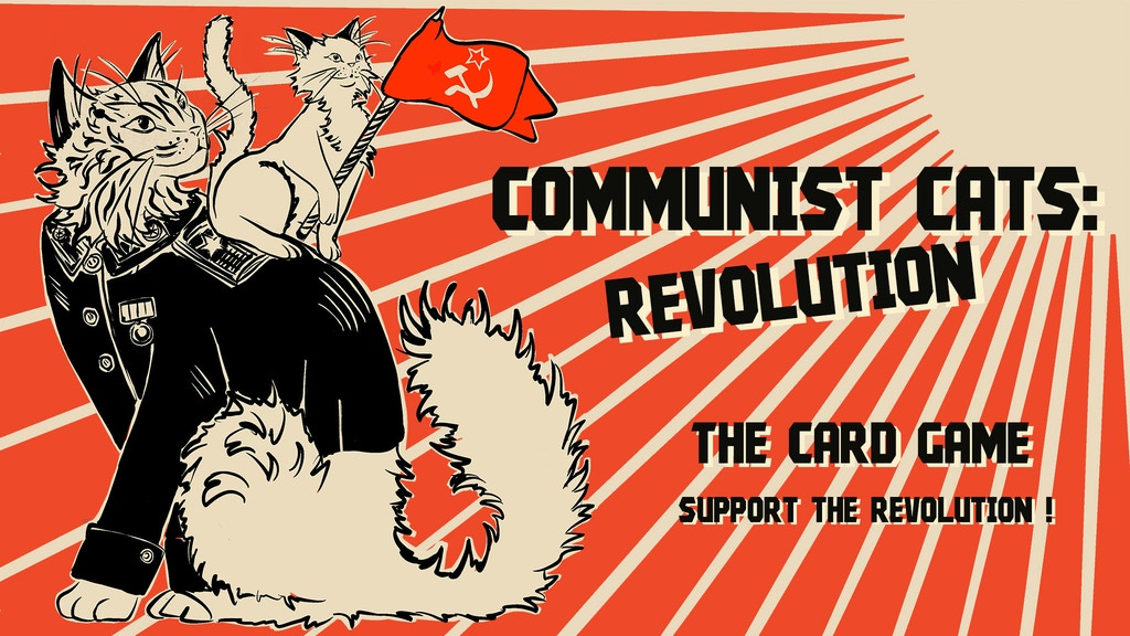 Communist Cats: Revolution project video thumbnail
