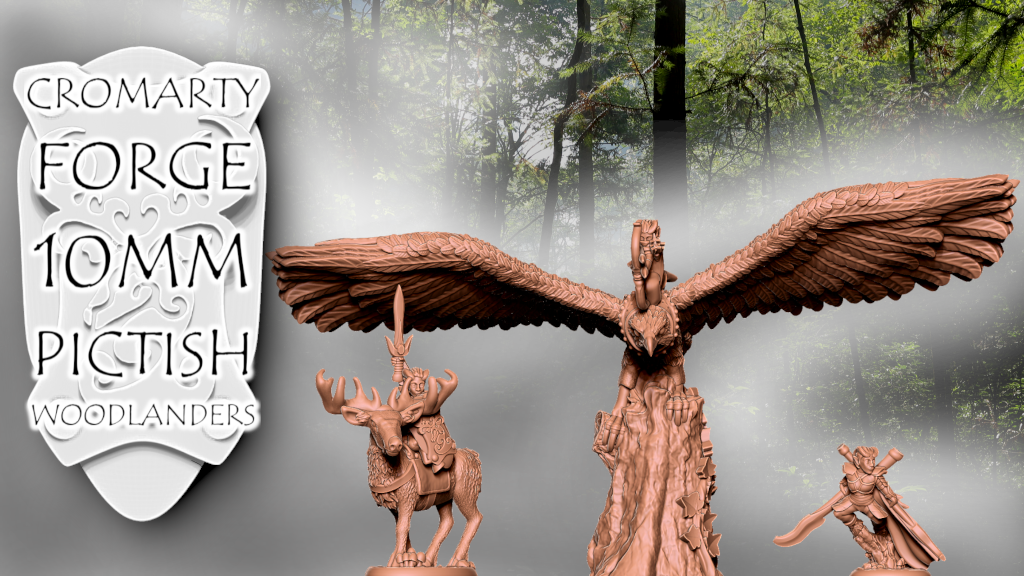 Cromarty Forge 10mm: Pictish Woodlanders project video thumbnail