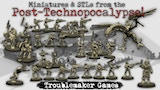 Miniatures & STLs from the Technopocalypse! thumbnail