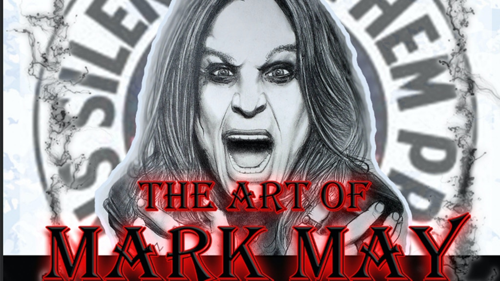 The Art of Mark May Sketchbook 2018 through 2020 project video thumbnail