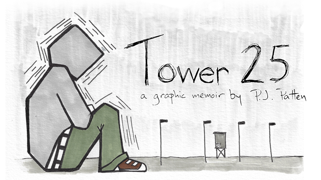 Tower 25: The Graphic Memoir project video thumbnail
