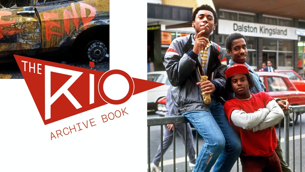 The Rio Cinema Archive book