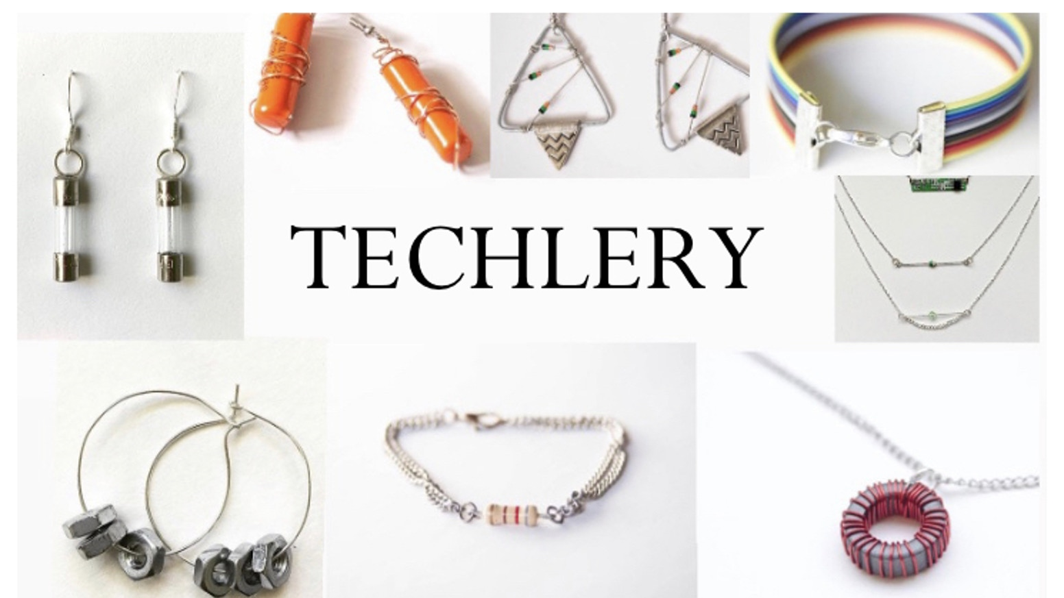 Tech Jewelry for Tech Generation: An E-waste Initiative