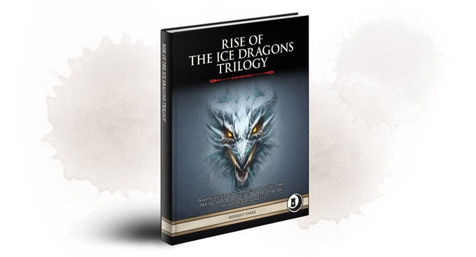 Cover Rise of the Ice Dragons Trilogy